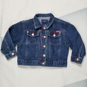 Guess Girls Jeans 3T Jacket